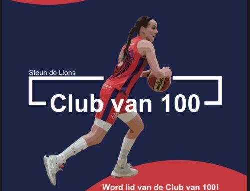 Help ons! Word lid van de Club van 100.